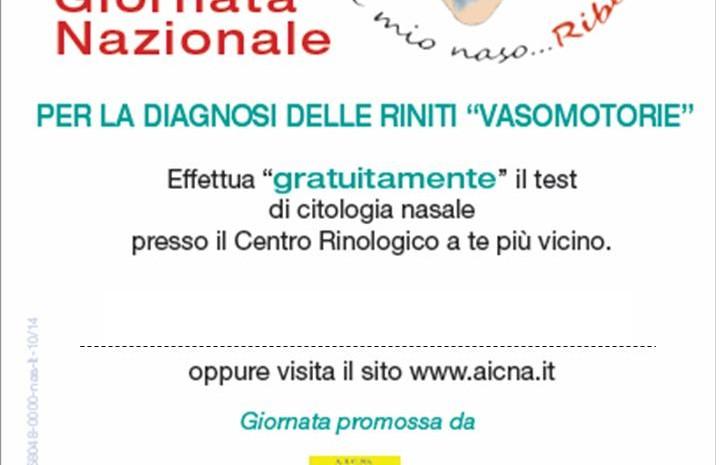 Il mio naso ribelle 2013 - Istituto Pio XII